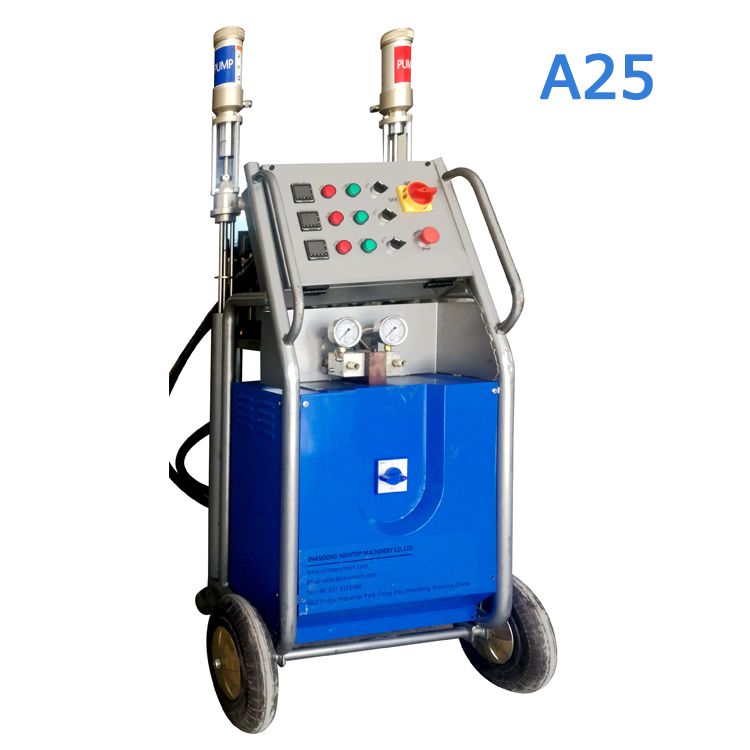 polyurea spray machine price-1