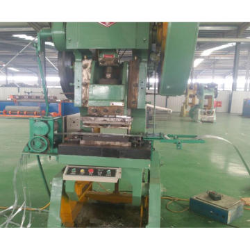 Automatic (bto-22)razor blade barbed wire making machine