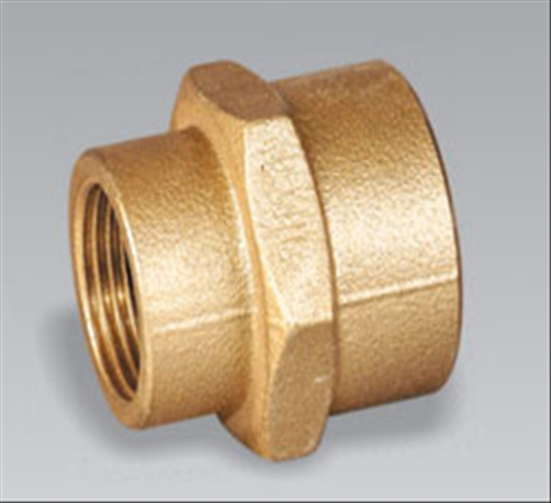 Brass pipe fitting Brass Female Coupling