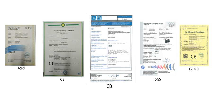 certifications a