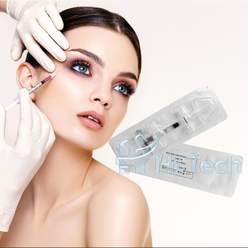 Cross Linked Hyaluronic Acid Gel Dermal Filler