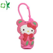 Silicone Perfume Sanitizer Bottle Sleeve Holder