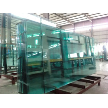 Water Cutting Clear 15mm 19mm Toughened Glass