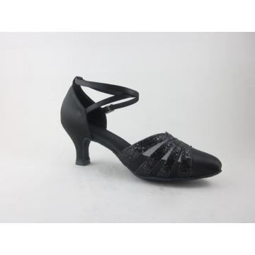 Womens dance shoes black