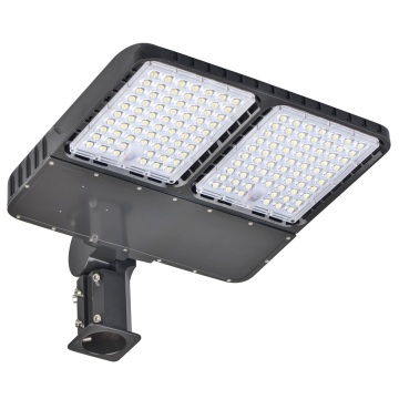 240 W LED Shoebox Light Fixture 5000K
