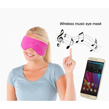 OEM for Sleep Mask With Bluetooth Headphones Soft comfort light weight bluetooth stereo earphone eyemask supply to Greenland Supplier
