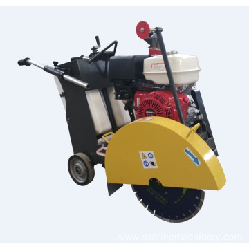 Comfortable operation Gasoline concrete road cutter Q420