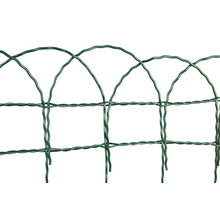 Popular Design for Garden Fence Plastic Coated Galvanized Wire Garden  Mesh export to Ireland Manufacturer
