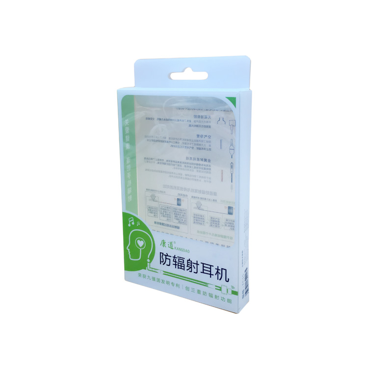 Clear Transparent Elctronic Products Plastic Packaging Box