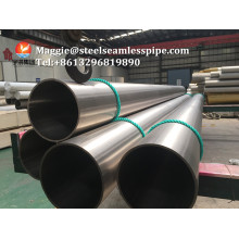 Customized for Nickel Alloy Seamless Tube Nickel alloy pipe Monel 400 Seamless Pipe supply to Saint Kitts and Nevis Exporter