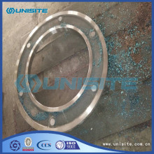 Factory Supplier for Pump Liner Steel Casting Mud Pump Liner export to Togo Factory