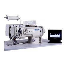Double Needle Programming Large Vertical Hook sewing machine