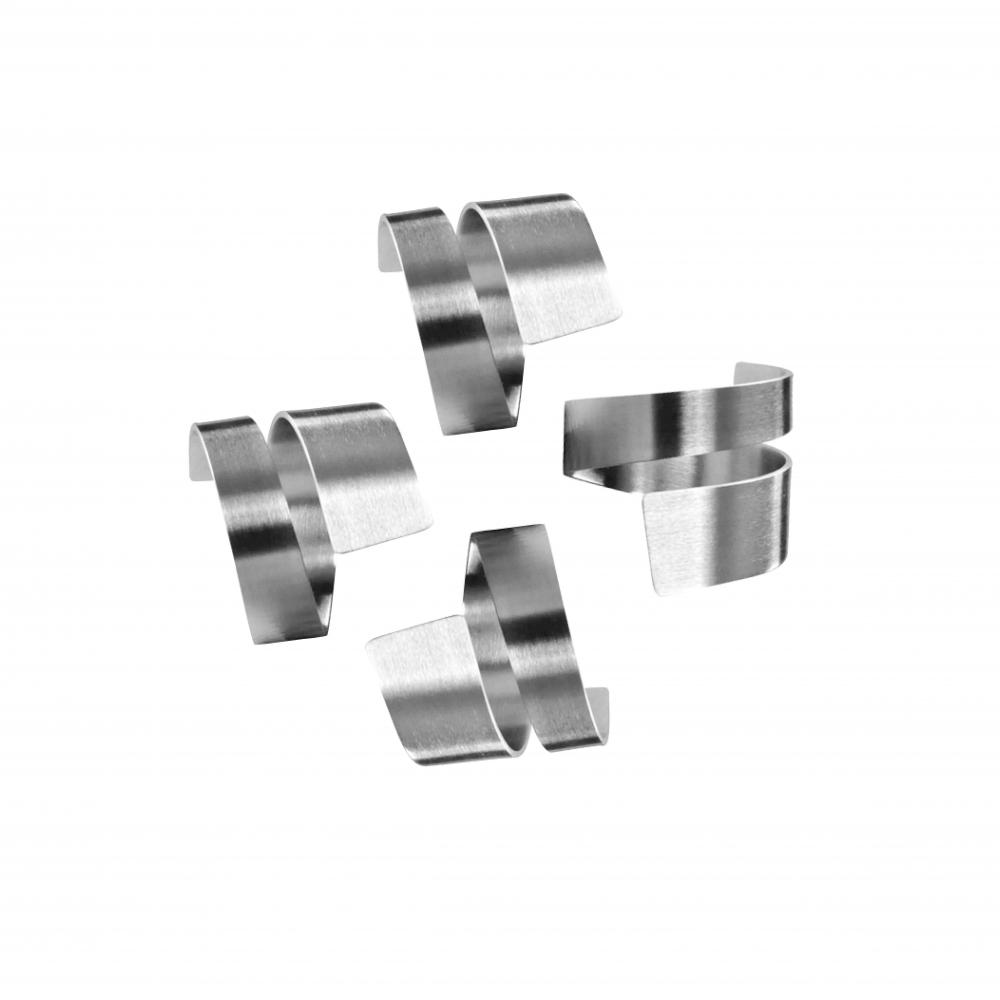 metal napkin rings