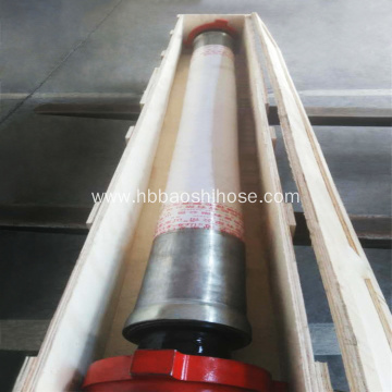 Anti-flaming Fire-resistance Rubber Tube