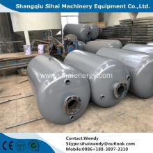New technology engine oil distillation plant