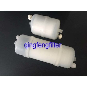 2.5inch 0.22um Small PP Capsule Filter For laboratory