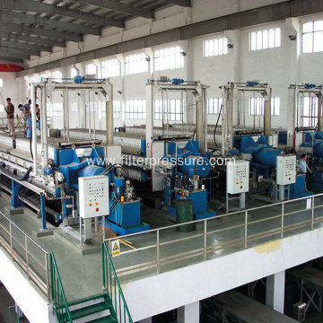Purchasing for Plate And Frame Filter Press Automatic Processing Plate Frame Filter Press For Coal export to New Zealand Wholesale