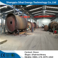 Waste Tire Recycling to New Oil Machinery