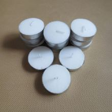 Wax paraffin tealight candle factory