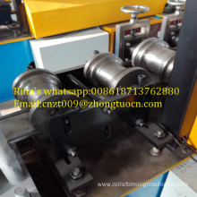 insulated aluminium shutter roll forming machine