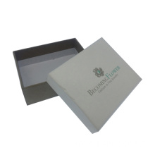 Customized Logo High Lid Shoe Packaging Paper Box