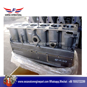 Excavator Engine Part Cylinder Block 1N3576