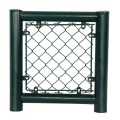 PVC coated chain link fencing with factory price
