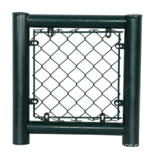 zinc coated temporary 8 chain link fence panel