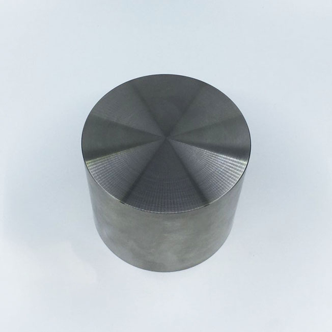 High Speed Machining Titanium Parts Services