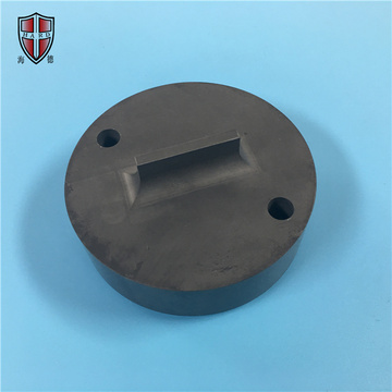 reaction sintering RB SiC ceramic plate parts