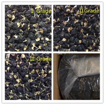Goji berry of black from Qinghai