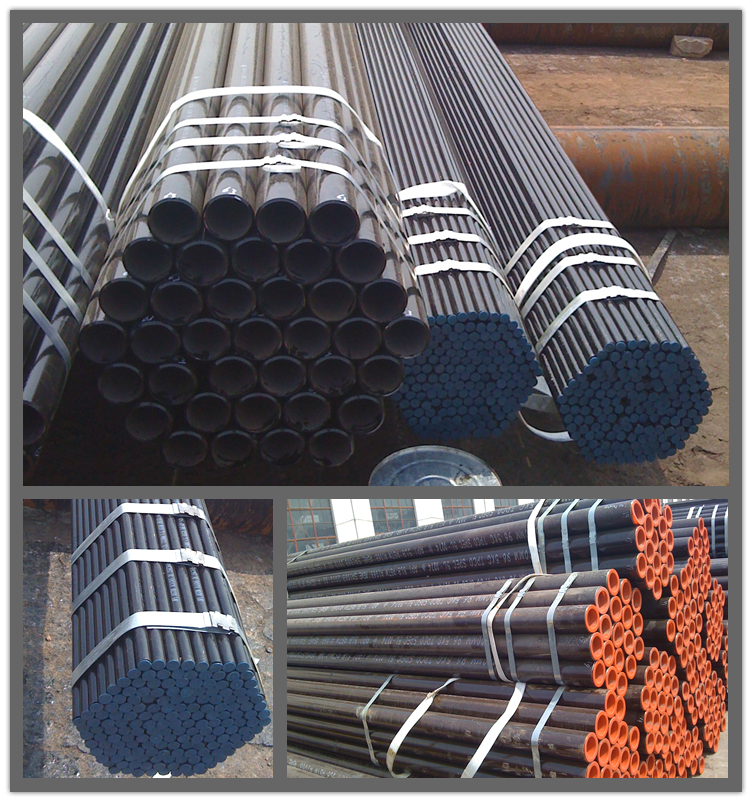 ASTM API 5LX52 steel pipe