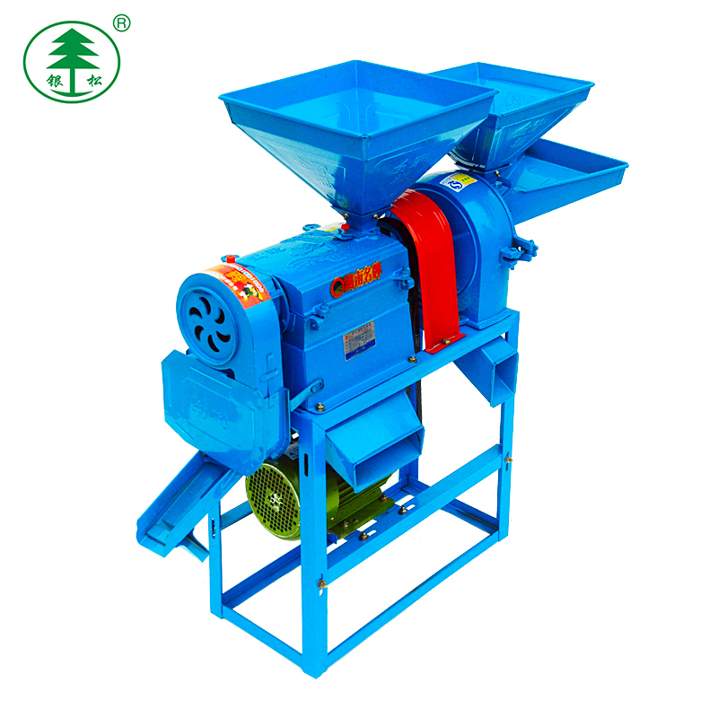 Low Broken Rice Ratecompetitive Price Portable Rice Mill Machine