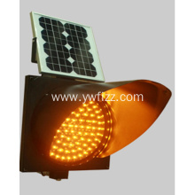 Excellent quality for Solar Traffic Light,Solar Traffic Warning Lights,Solar Traffic Barrier Lights Manufacturers and Suppliers in China Single Side Movable Solar Yellow Flash Lamp export to Japan Factories