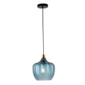 Promotional hot selling modern glass pendant lamp