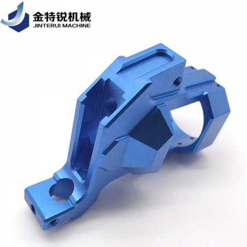 Custom Precision OEM square cnc turning aluminium parts