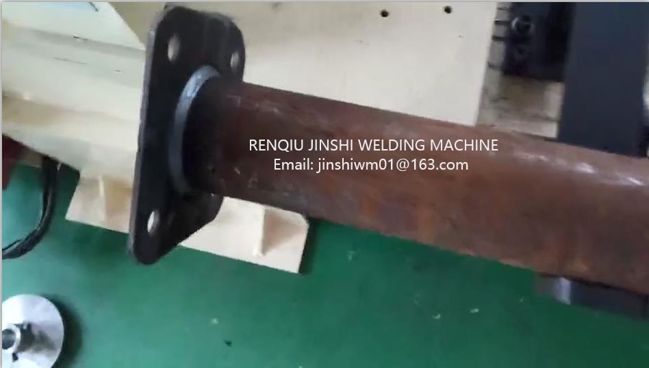 Fully Automatic Shoring Props Welding Equipment