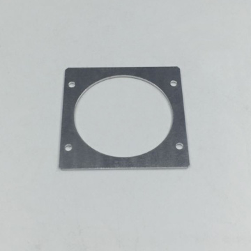 Milling Precision 6061 Thin Aluminum Parts