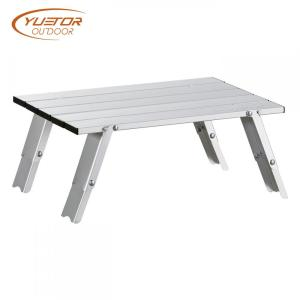 Lightweight Roll Up Aluminium Camping Table
