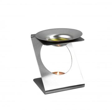 stainless steel oil warmer