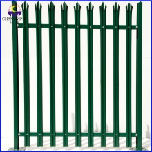 Powder Coated Europe Type Guardrail Fence