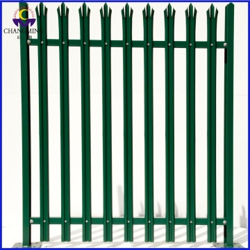 Palisade Garden Fence Panel