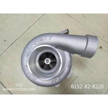 Bulldozer Parts D375A-5 SA6D170E-3 Engine Turbocharger 6505-61-5051
