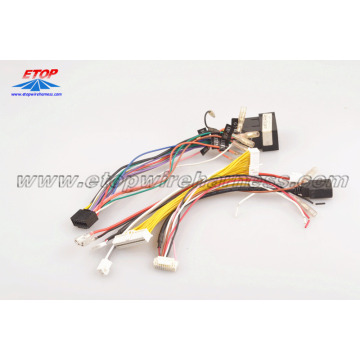 China for electrical wiring harness wiring assembly for game machine counter system export to Italy Importers