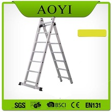 2x7 steps section extension ladder
