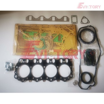 MITSUBISHI full complete gasket kit S4F S4F2 D04FR
