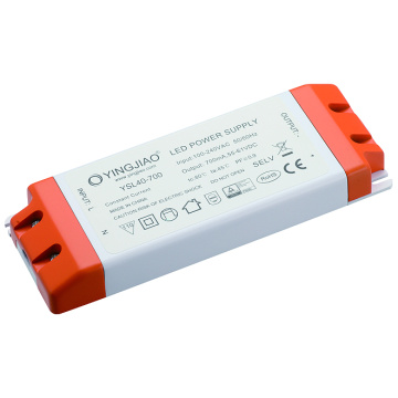 Best Quality for Dimmable Constant Current Led Driver OEM/ODM 40W Constant Vollage LED Driver with Ce export to Gibraltar Importers