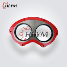 Sany Wear Eye-Glasses Plate and Wear Ring