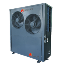 Cheap for Air Temperature Control Heat Pump Air source heat pump heating and refrigeration unit supply to Brazil Factories