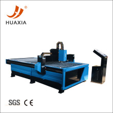 CNC table type plasma cutter for steel